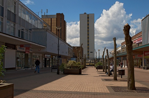 Chopped - Bracknell Town Centre
