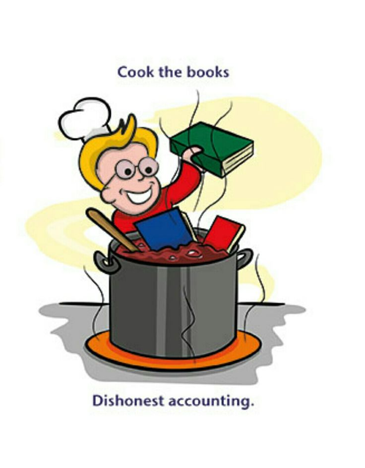 Cook The Books.