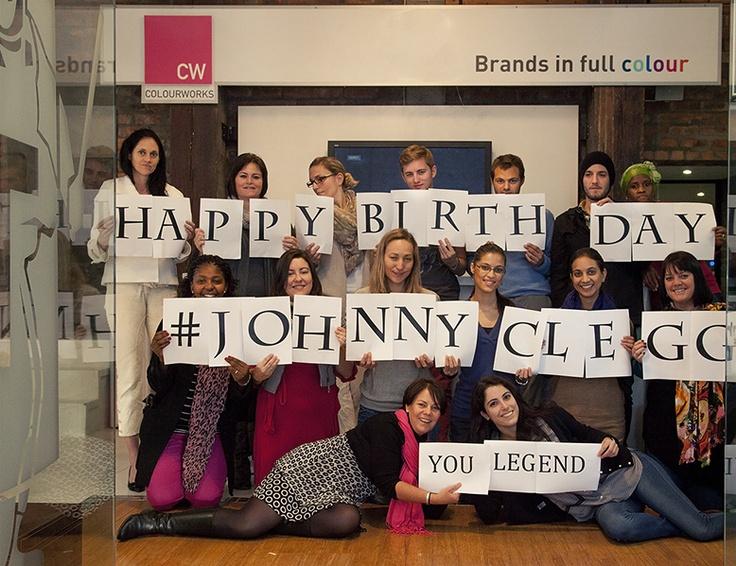 Happy Birthday Johnny Clegg - 07 June 2013