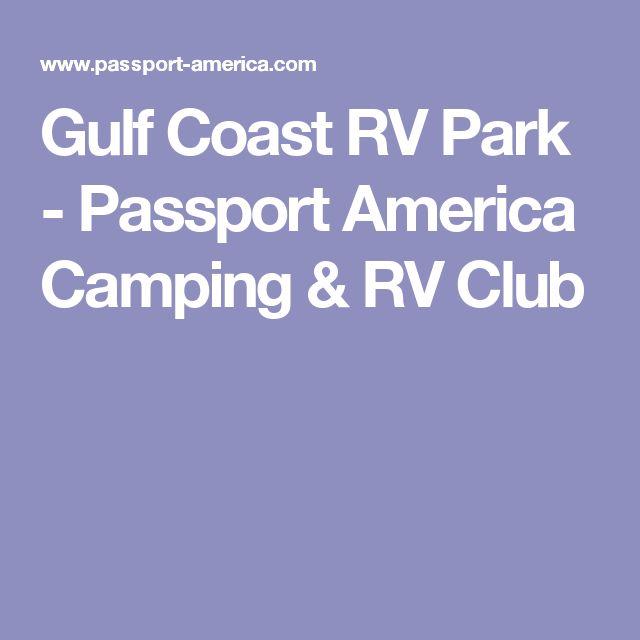Gulf Coast RV Park - Passport America Camping & RV Club