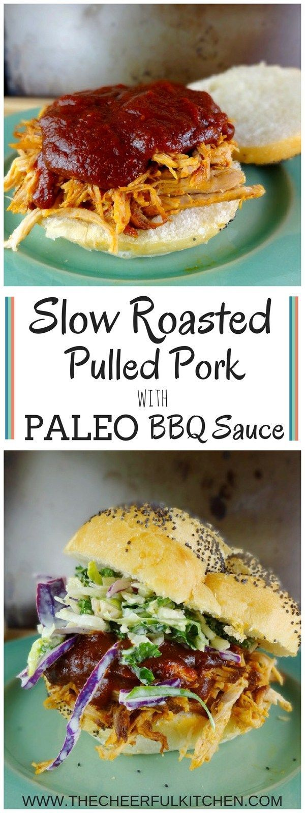 Slow Roasted Pulled Pork with Paleo BBQ Sauce | Recipe