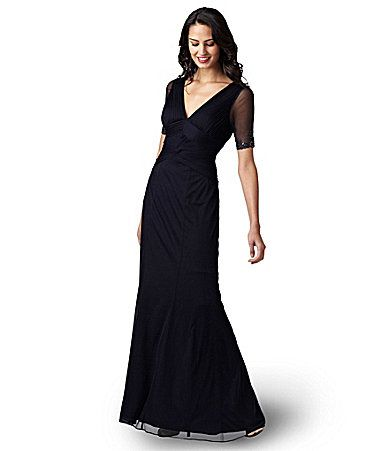 17 best images about ball gowns on pinterest chiffon for Dillards wedding dresses mother of the bride