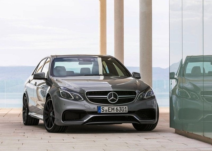 2013 Mercedes E63 AMG Official Pictures, Video, Features and Details