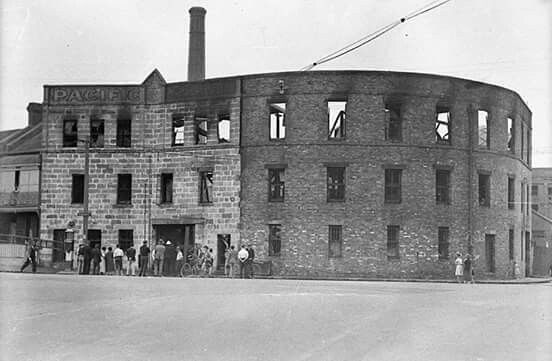 Pacific manufacturing rozelle 1935