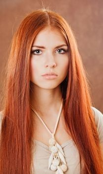 Natural Red Hair | If you are planning to dye your dark hair red, then this article is ...