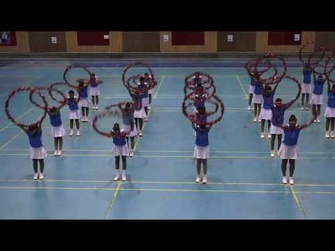 HOOPS DISPLAY - LNIPE, GWALIOR - YouTube