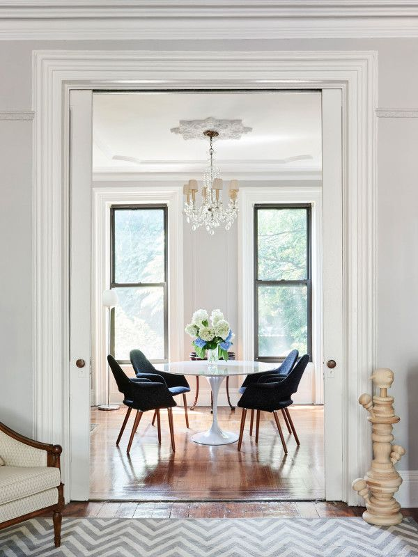 The beautiful Brooklyn home in NYC of Jeremyville and Megan Mair. Photo – Eve Wilson. Production – Lucy Feagins / The Design Files.