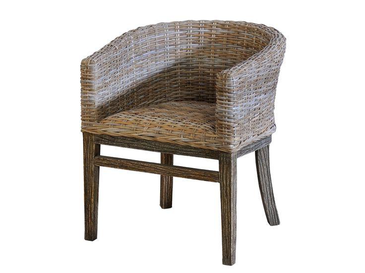 10 besten Esszimmerstühle aus Rattan und Massivholz Bilder auf ...