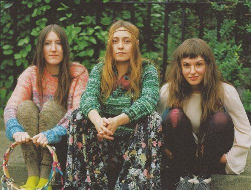 Stealing Sheep psychedelic folk band