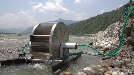 Barsha pump provides irrigation water, but doesn't need fuel [Future Energy: http://futuristicnews.com/category/future-energy/ Alternative Energy: http://futuristicshop.com/category/alternative_energy/]