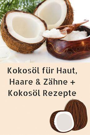 Kokosöl kaufen für Haut, Haare & Zähne + Kokosöl Rezepte – Anita Flury
