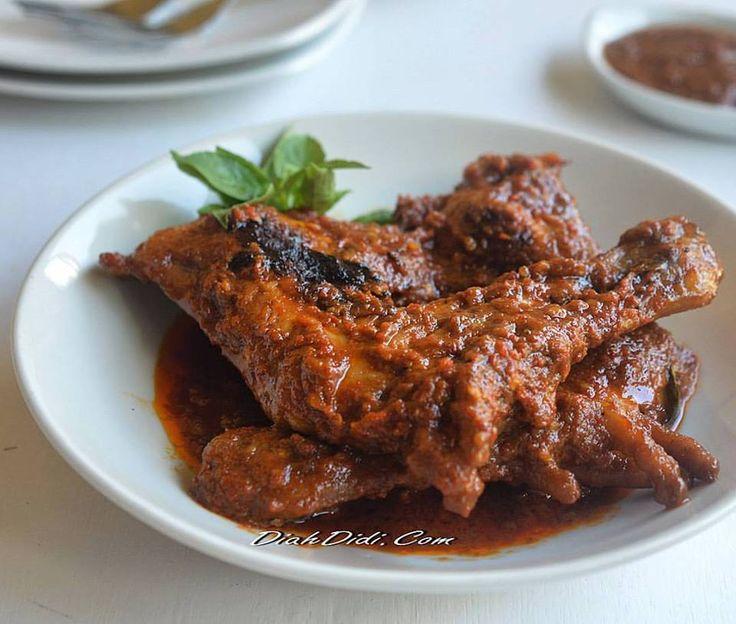 Diah Didi's Kitchen: Ayam Bakar Serepeh
