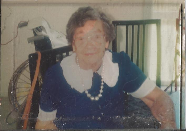 My beautiful nan