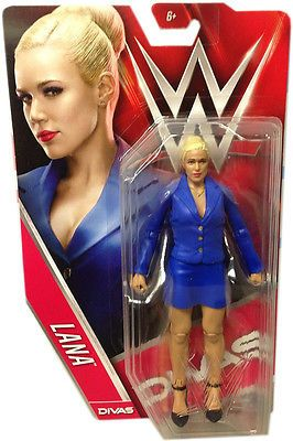 Mattel WWE Basic Series 58 - Lana wrestling action figure - http://hobbies-toys.goshoppins.com/action-figures/mattel-wwe-basic-series-58-lana-wrestling-action-figure/