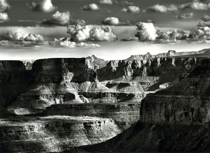A view from the North Rim of the Grand Canyon. While the South Rim sees upwards of four million visitors a year, the quiet, more remote North Rim—open only from mid-May through mid-October—gets less than a million.