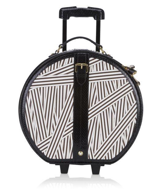 disturbed stripe hatbox wheelie #henribendel