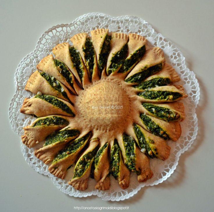Torta rustica con farina di farro alle erbette campagnole