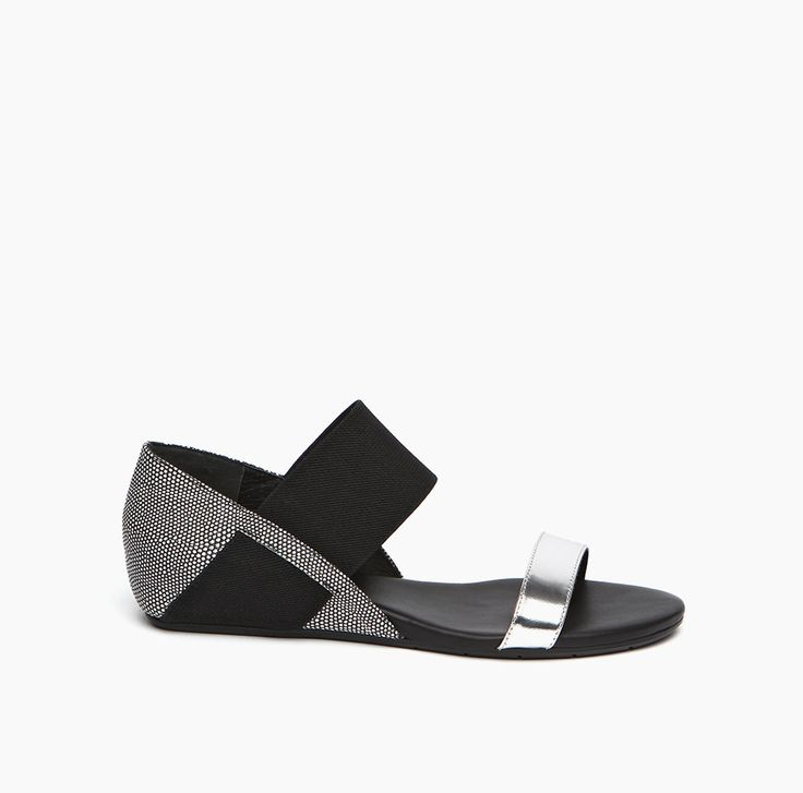United Nude Lisa Lo Black White Mix