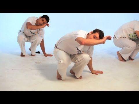 Cocorinha | Capoeira Basic Moves