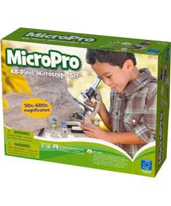 Microscope Set 48 Piece.