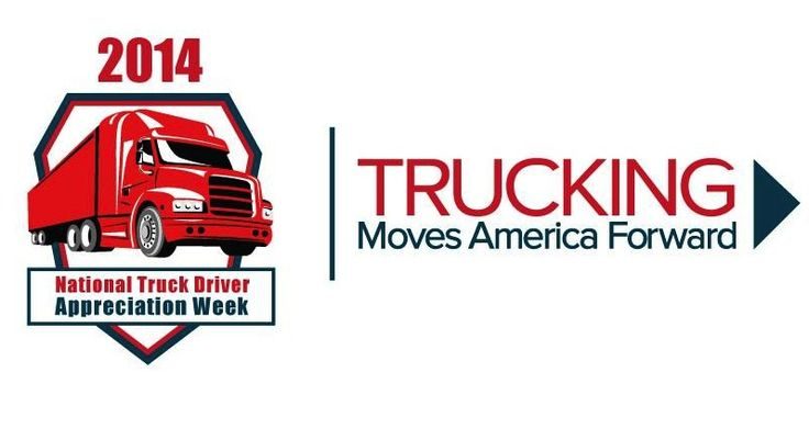 Penske thanks truck drivers for all the do during National Truck Driver Appreciation Week 2014. #NTDAW #NTDAW2014 #trucking