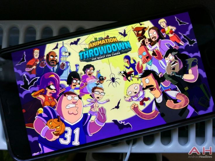 'Animation Throwdown: TQFC' Combines TV Shows In A TCG Game #android #google #smartphones