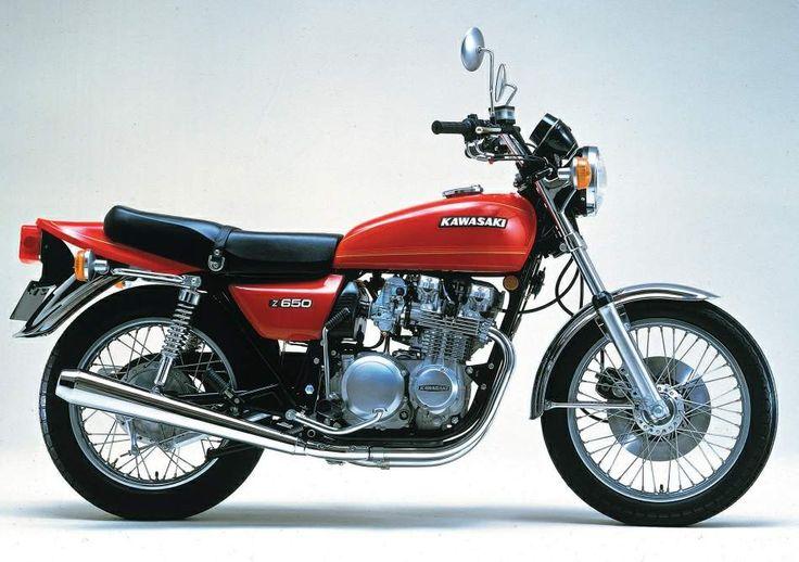 Z 650, 1978-1979