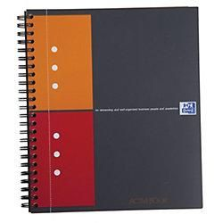 Cahier Oxford A4 International 160 Pages 80 g/m² Papier  Polypropylène Blanc