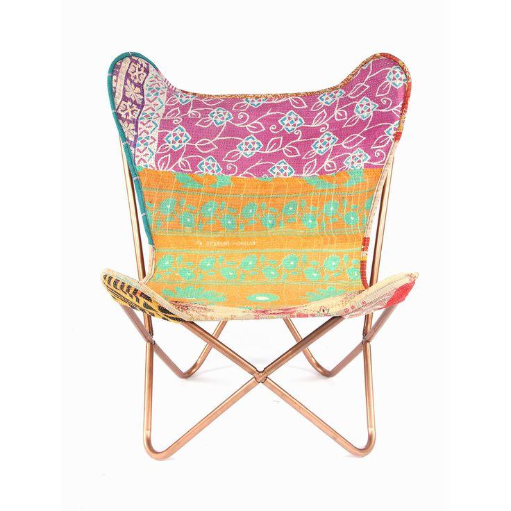Fab.com | Kantha Sling Chair