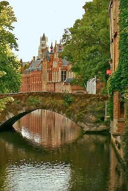 German: Brügge, is the capital and largest city of the province of West Flanders in the Flemish Region of Belgium. It is located in the northwest of the country.Hopefully will be visiting this autumn!!