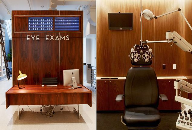 store spotlight warby parker 39 s first flagship store