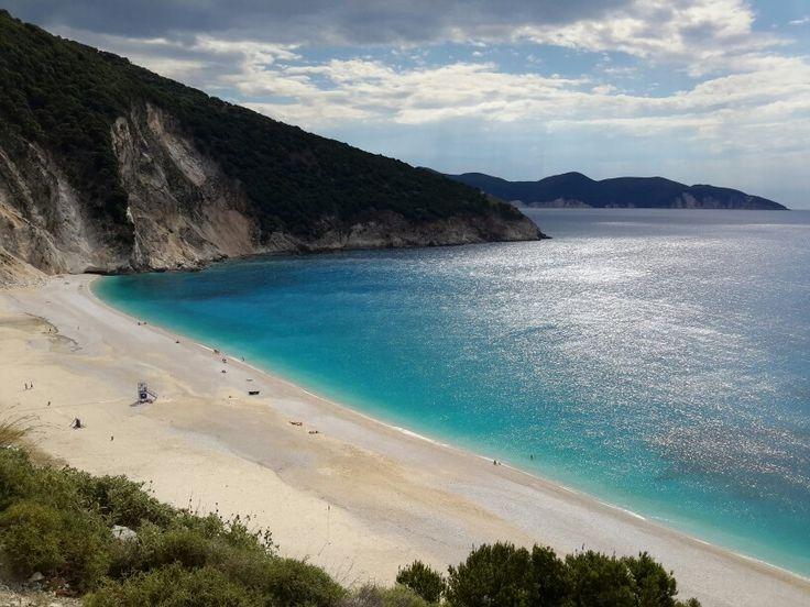 Myrtos beach - Kefalonia - Greece