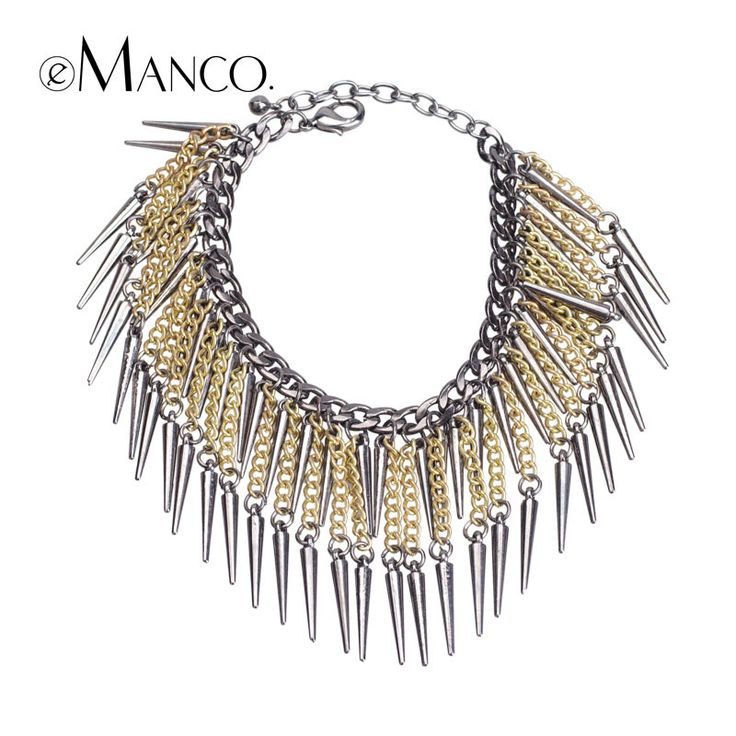 Emanco бренд 2015 новое поступление мода панк заклепки кисточкой пряжка пояс цепочка шарм браслеты для женщин бесплатная доставкакупить в магазине EMANCO ACCESSORIES (HK) CO., LIMITED--Fashion jewelryнаAliExpress