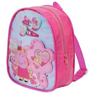 Buy Peppa Pig Accessory Backpack at Argos.co.uk - Your Online Shop for Childrens luggage.
