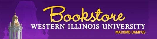 Official bookstore of Western Illinois University