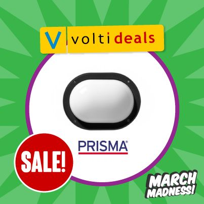 PRISMA EKO+19 PC Exterior Wall Light Product Features: • Stainless steel locking screws • Polycarbonate diffuser, inner white painted • Aluminium gear tray for fluorescent models • No through wiring Be sure not to miss out on this great deal!
