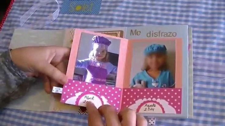 Albúm de fotos Mr Wonderful ideal para regalar a los abuelos.