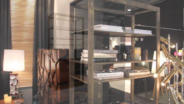 BRABBU | CASEGOODS HOPLON Bookcase