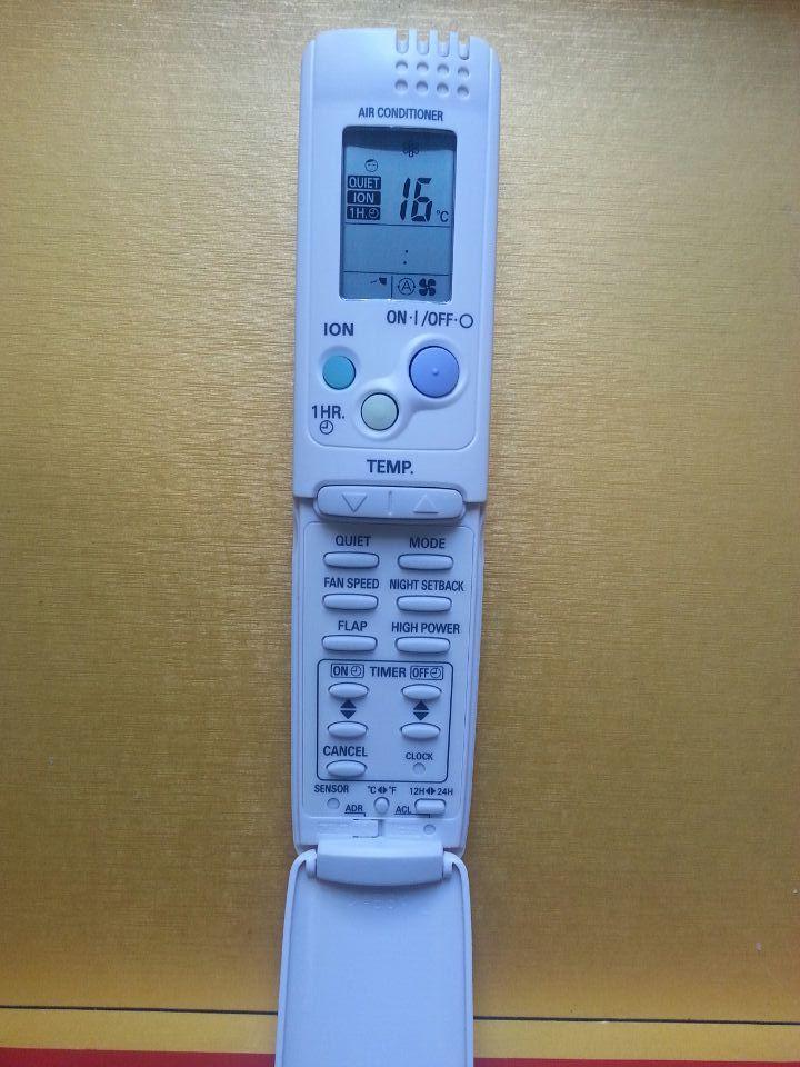 >> Click to Buy << Air Conditioner SANYO Remote Control RCS-4MHVPIN4E #Affiliate
