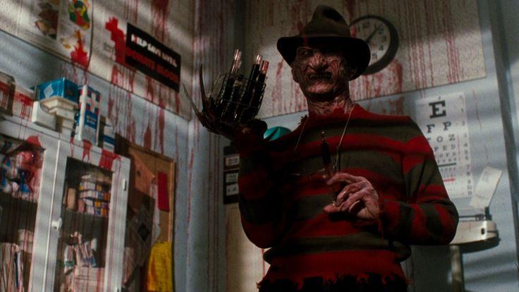 Chtěla bych svetr ve stylu Freddyho Croegera - zeleno černý - onošené prvky bonus, nikoli nutnost (ale něco, co můžu normálně nosit, nikoli laciný kostým)