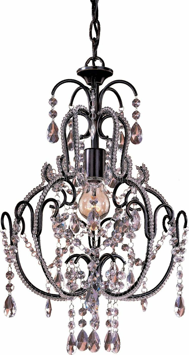 21 best home images on pinterest chandeliers for the home and some see crystals i see hearts everywhere minka lavery miniature chandeliers classy mini chandelier in bronze arubaitofo Choice Image