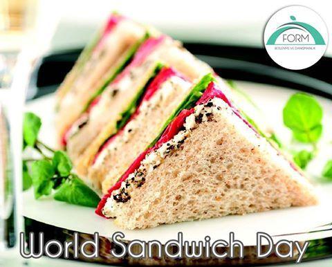 Kahvaltıları daha da pratikleştiren sandviçlerinde özel bir günü olduğunu biliyor muydunuz ?  Dünya Sandviç Gününüz Kutlu Olsun !  #WorldSandwichDay #DünyaSandviçGünü #Sandviç