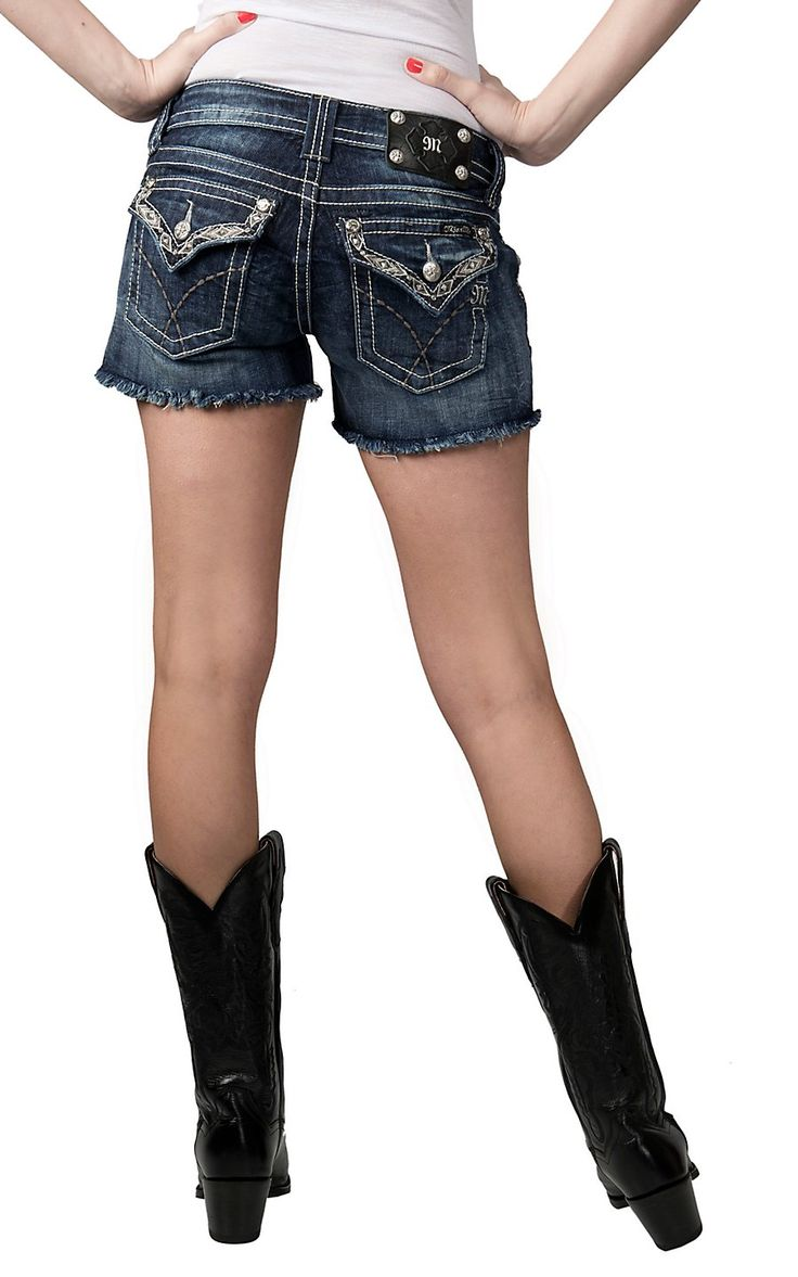 Womens Jeans With Bling On Pockets