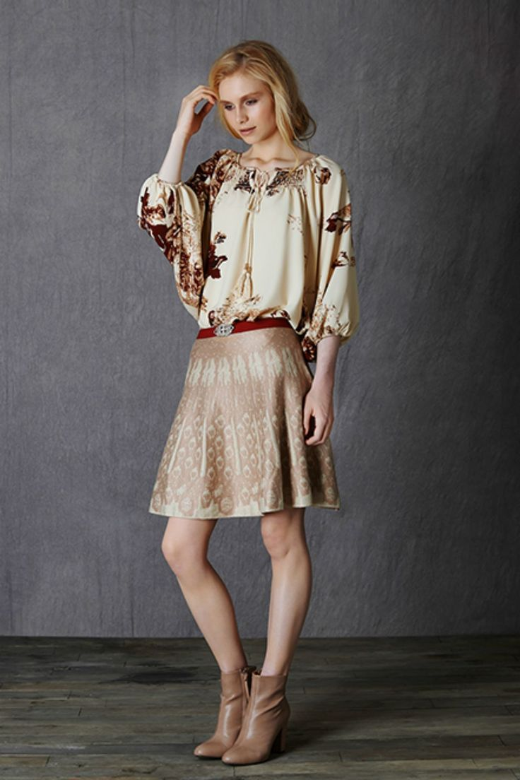 Magnolia Clothing is inspired by bohemian design, romantic finishes and Scandinavian influence