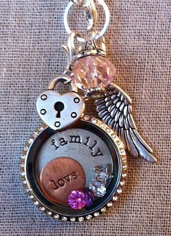 Win a custom Origami Owl Living Locket from @Joyce Weber By Design!  #Giveaway ends 3/18/13.