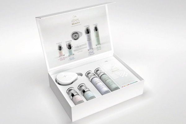 I-feel Beauty was presented last October at the Cosmetic 360 show