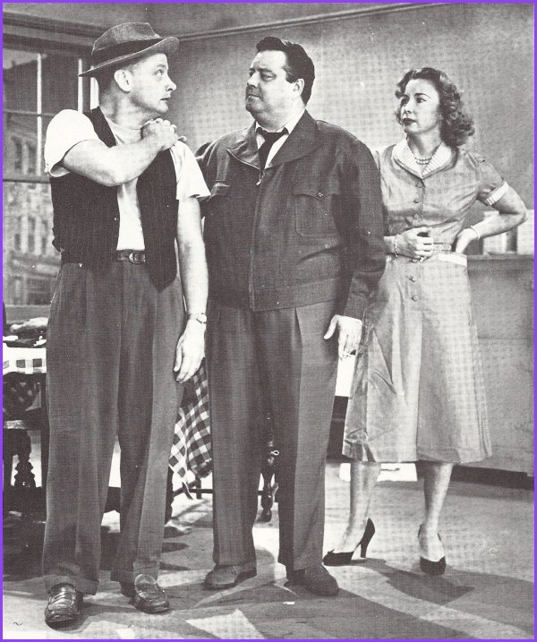 The Honeymooners: watching this show was a Saturday night ritual....sometimes while eating some of my Mother's homemade fudge...made with Hershey's chocolate syrup.
