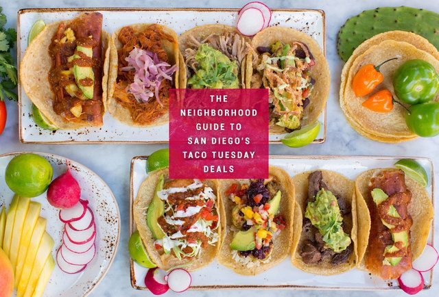 How to do Taco Tuesday right in San Diego