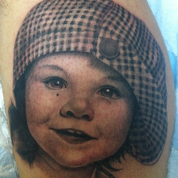 Tattoo by Corey Miller