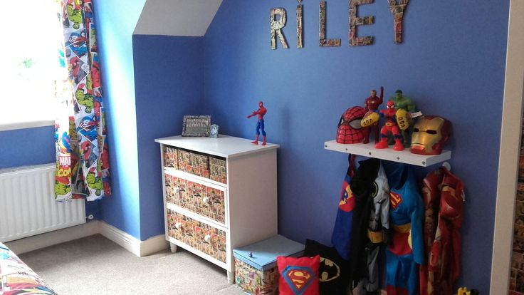 Finally finished Rileys room.